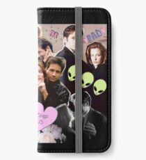 The X-Files Cuties iPhone Wallet/Case/Skin