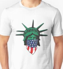 Statue of Liberty USA Unisex T-Shirt