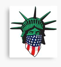 Statue of Liberty USA Canvas Print