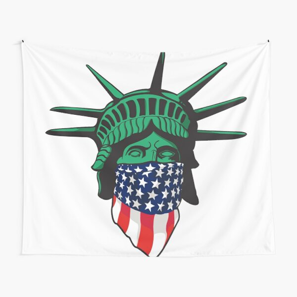 Statue of Liberty USA Tapestry