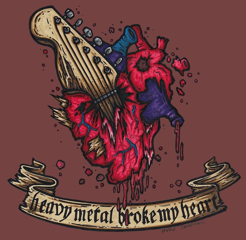 Heavy Metal Broke My Heart!
