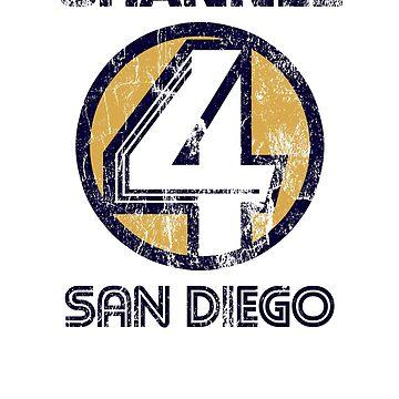 Channel 4 San Diego by Cinerama