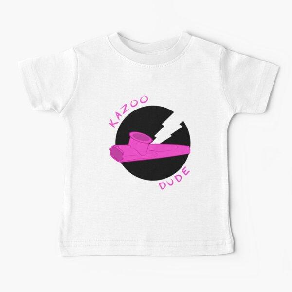 Kazoo Dude (Pink) Baby T-Shirt