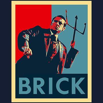Brick (Obama Style) by Cinerama