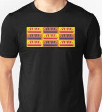 Pop Art Synth Keyboard T-Shirt