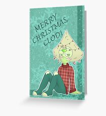 Merry Christmas From Peridot Greeting Card