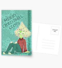 Merry Christmas From Peridot Postcards