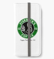 Starbuck's Coffee iPhone Wallet/Case/Skin