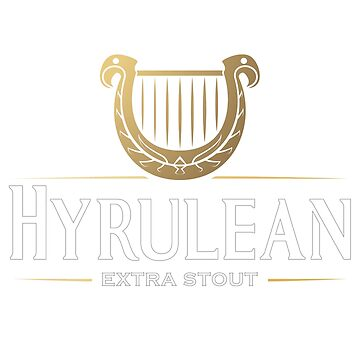 Hyrulean Stout Tee by th2artworks