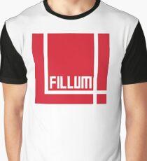 I Love Irish Movies - Fillum 4 Graphic T-Shirt