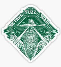 Flying Machina Sticker