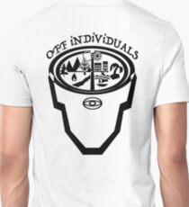 OFF iNDiViDUALS Head Logo T-Shirt