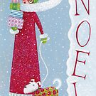 Christmas Shopping by Susan Mitchell