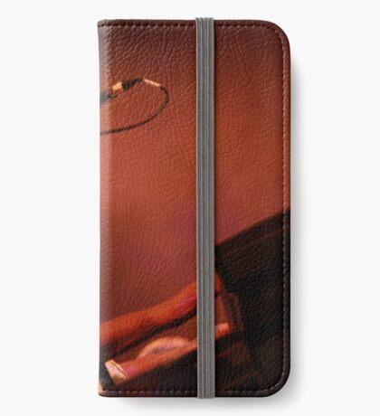 Tim Freedman / The Whitlams iPhone Wallet