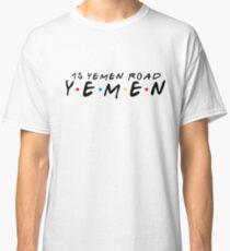 15 YEMEN ROAD YEMEN Classic T-Shirt