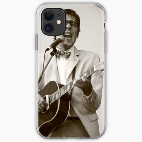 Justin Townes Earle iPhone Soft Case