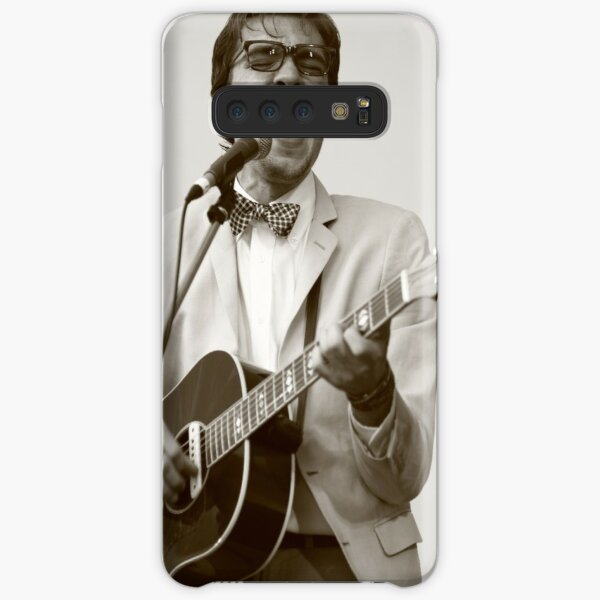 Justin Townes Earle Samsung Galaxy Snap Case
