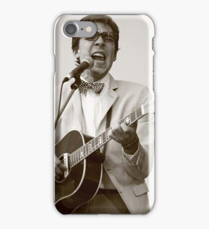 Justin Townes Earle iPhone Case/Skin