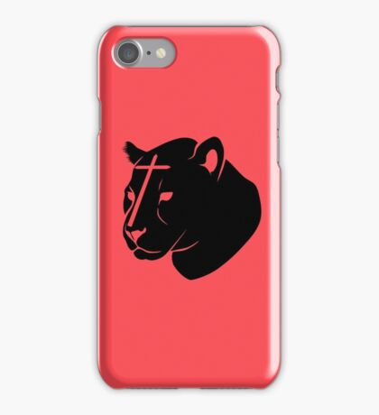 Murphy the Star Panther iPhone Case/Skin