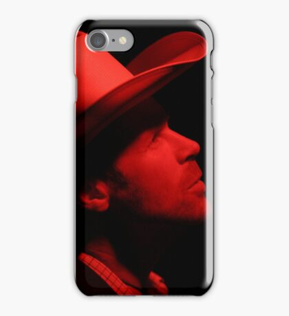 Liam O'Maonlai / Hothouse Flowers iPhone Case/Skin
