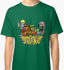 Bucky O'Hare - Group Logo - Color Classic T-Shirt