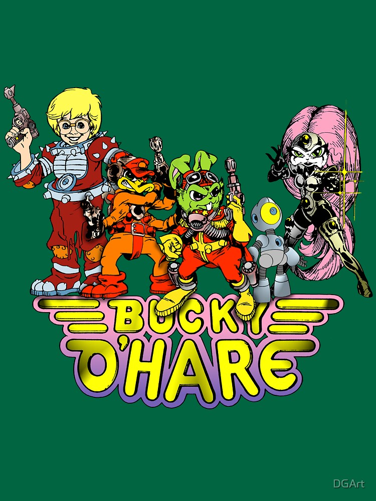 Bucky O'Hare - Group Logo - Color | Unisex T-Shirt