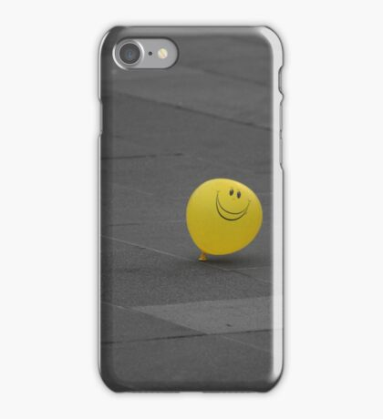 lonely, but optimistic iPhone Case/Skin