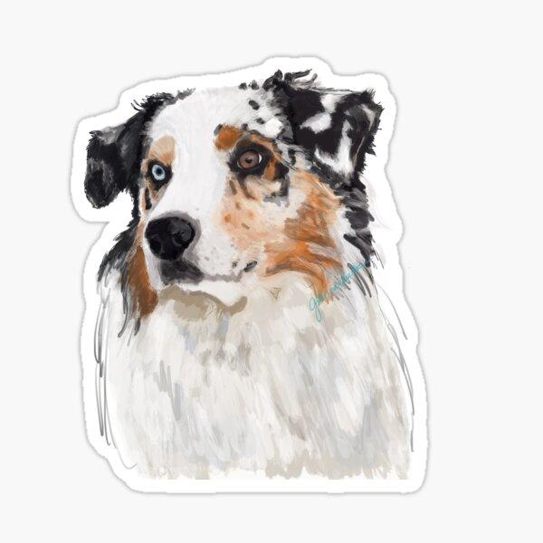 Aussie jack Sticker