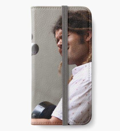 Ash Grunwald iPhone Wallet
