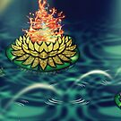 Lotus Cd Cover Design  by Twizted Lotus Records