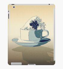 Storm in a Teacup - Tsea-nami! iPad Case/Skin