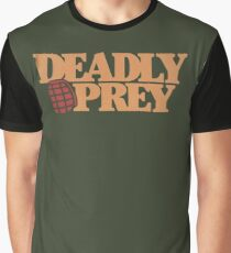 Deadly Prey Graphic T-Shirt
