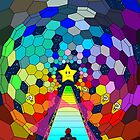 The rainbow road by absolemstudio