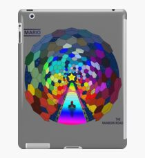 The rainbow road iPad Case/Skin