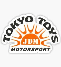 Tokyo Toys JDM Motorsport Sticker