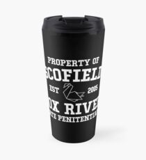 Prison Break Travel Mug