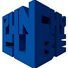Punchy Cube Logo by Evil-Nick