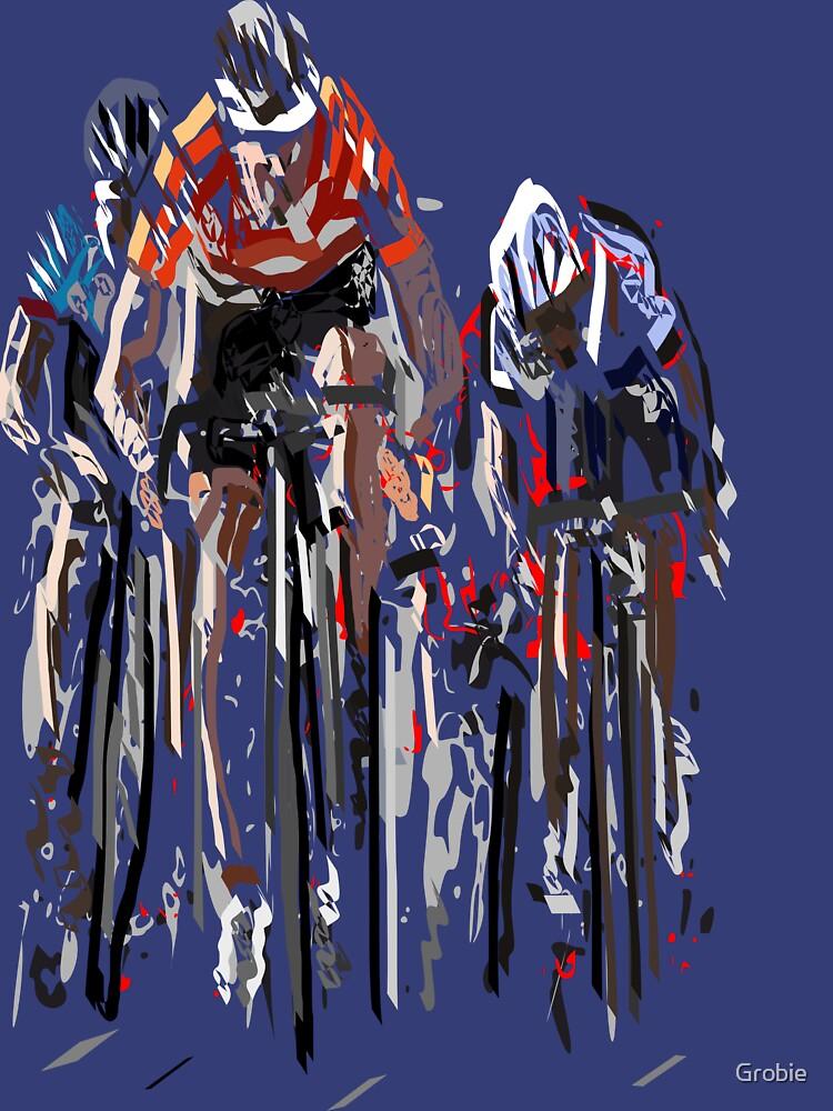 Tour de France von Grobie