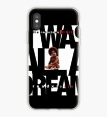 It was all a Dream - Cloud Nine [White] iPhone Case