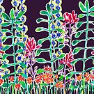 Night Blooms by marlene veronique holdsworth