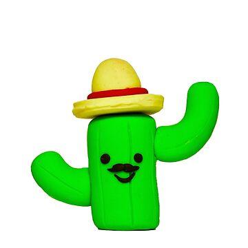 Señor Cactus by nichole930