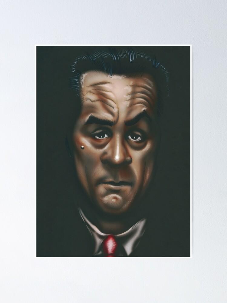 Robert De Niro Joe Pesci mafia movie poster print Casino 1995
