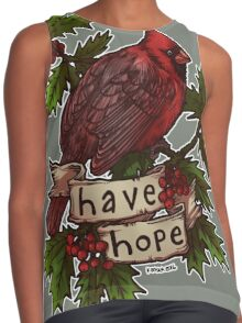Have Hope Contrast Tank