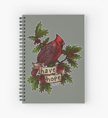 Have Hope Spiral Notebook