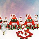 CHRISTMAS VILLAGE by Tammera
