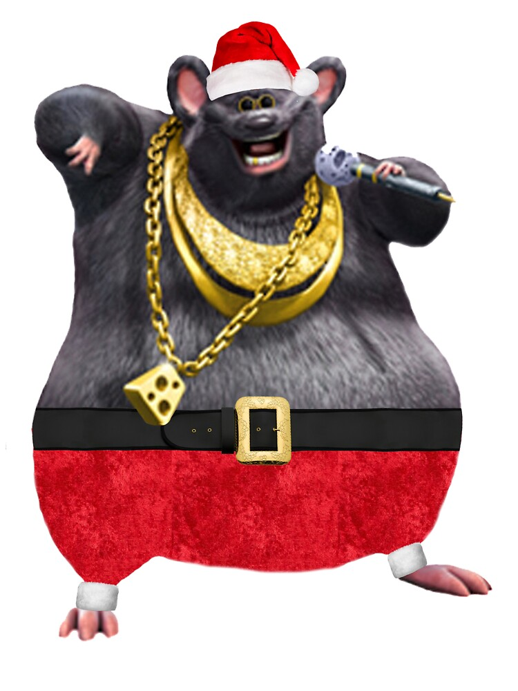 biggie cheese christmas by toptrenddesigns