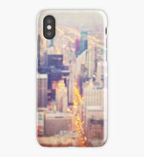 Windy City Lights iPhone Case/Skin