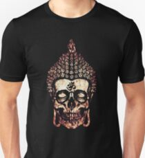 Buddha Skull Unisex T-Shirt
