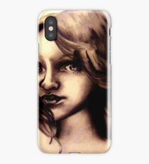 A childs Innocence iPhone Case/Skin