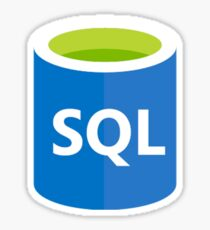 sql database Sticker